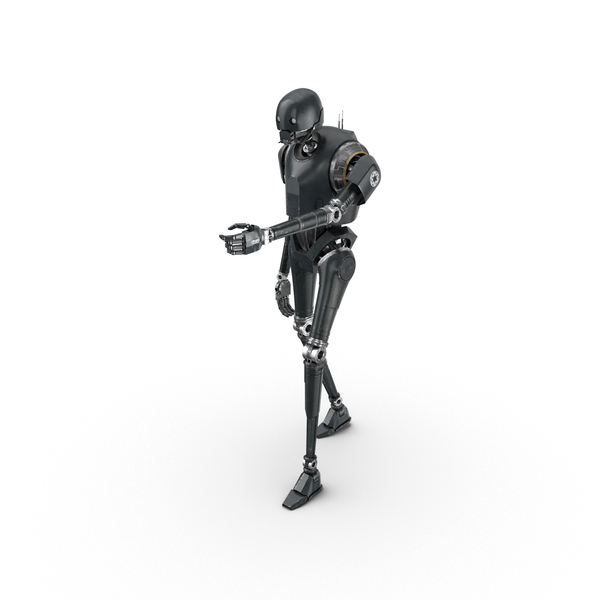 K-2SO Shooting Pose Object