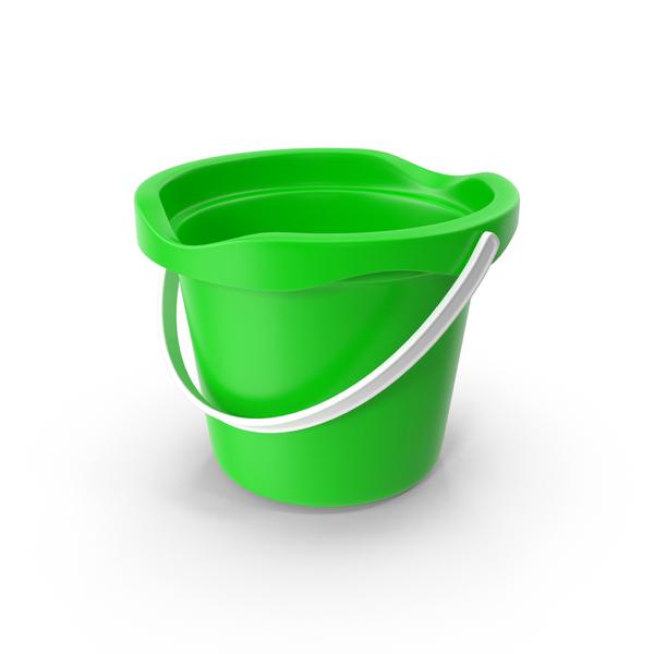 Toy Bucket Object