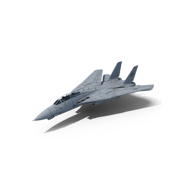 F-14 Airplane Object