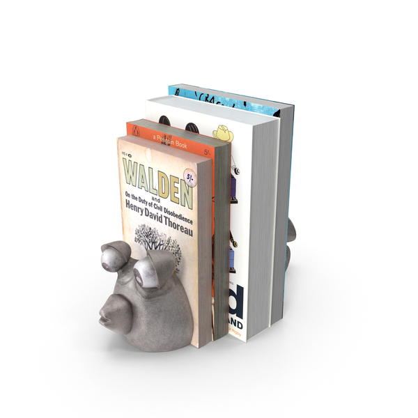 Blowfish Bookends Object