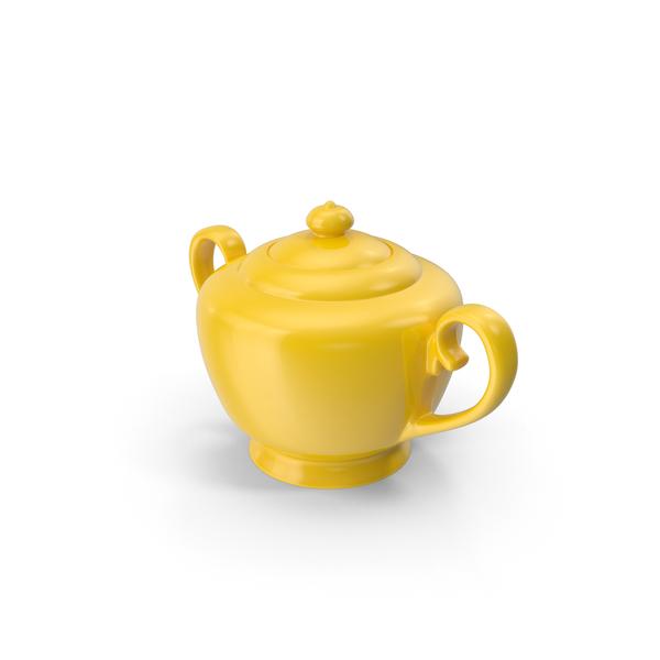Sugar Bowl Object
