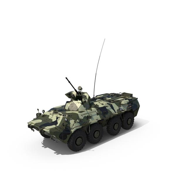 BTR 80A Object