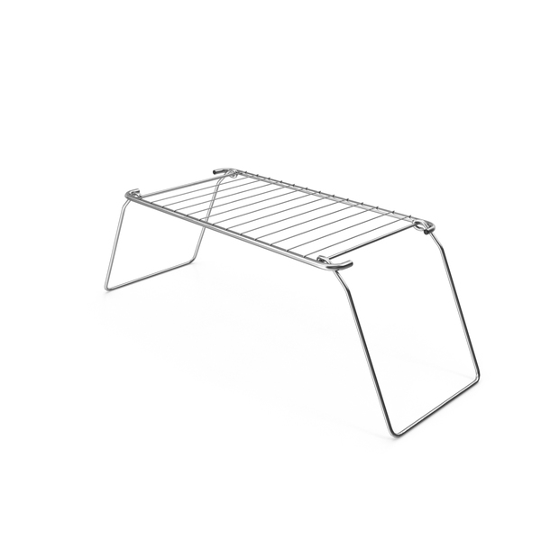 Camping Folding Grill Object