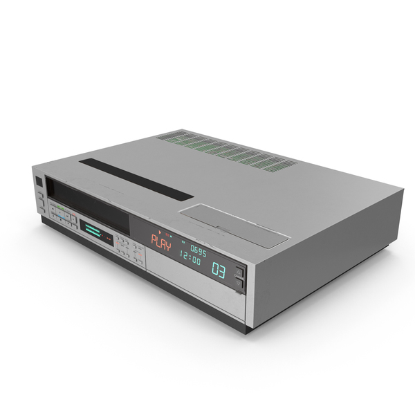 1980's VCR Object