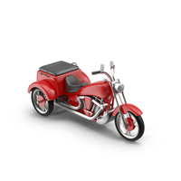 Motorized Tricycle Object